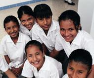 Jacarandá, un centro de desarrollo social en Ecuador