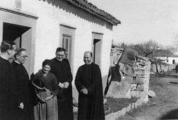 Primeiras viagens de S. Josemaria a Portugal (1945)