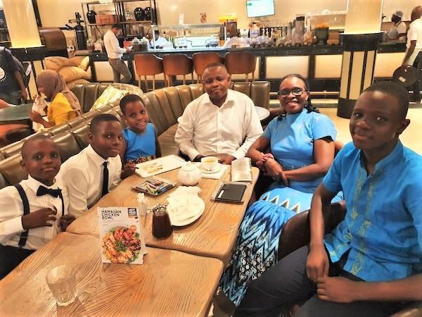 O lockdown: uma oportunidade para a minha família