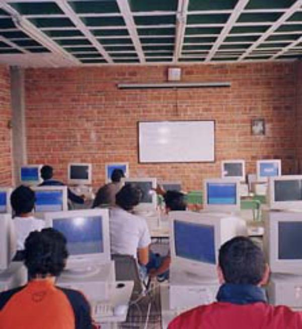 Jarales, un centro tecnológico en México