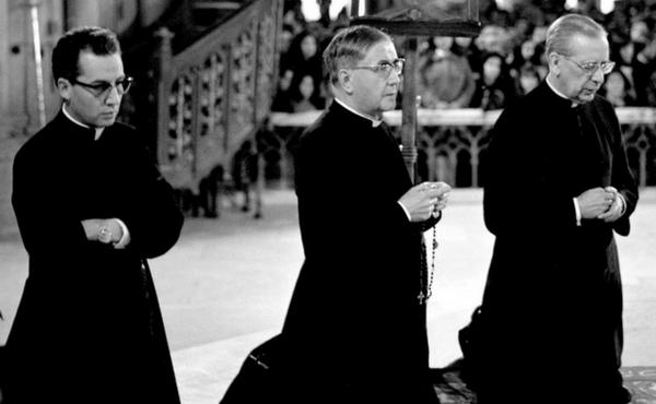 La Guadalupana arropa al Opus Dei