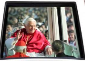 Prihovory papeža v Českej republike