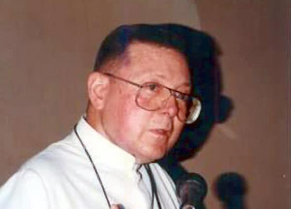 Father Joseph de Torre (May 25, 1932 to May 31, 2018)