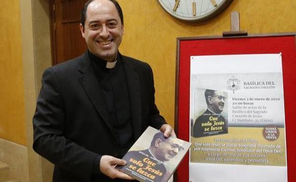 Una biografía más íntima del fundador del Opus Dei para su difusión gratuita
