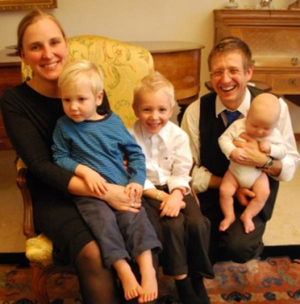 Dieu dans ma vie d'épouse, de mère et de médecin
