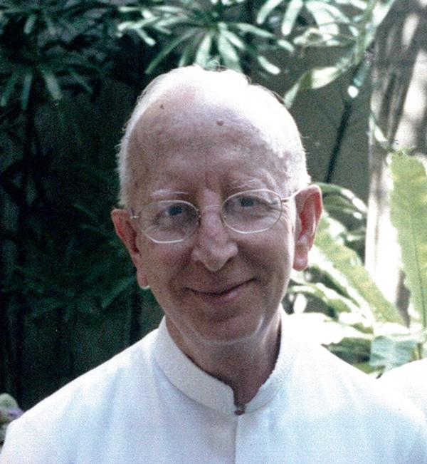 Father JOSE CREMADES (17 March 1931 to 7 May 2017)
