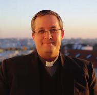 Conferência com o Pe. José Alfredo Patrício em Lisboa
