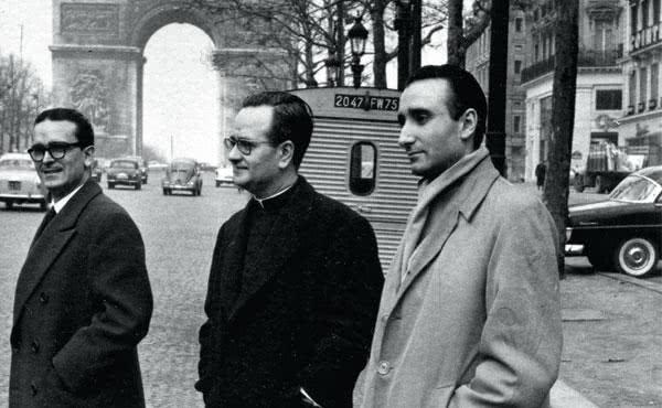 Opus Dei - Una ilusión de Chiqui: ser báculo de san Josemaría
