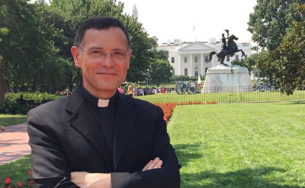 Opus Dei - Monsignor José Javier Marcos
