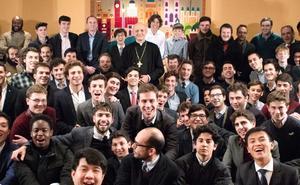 Der Prälat des Opus Dei war auf Pastoralbesuch in Großbritannien