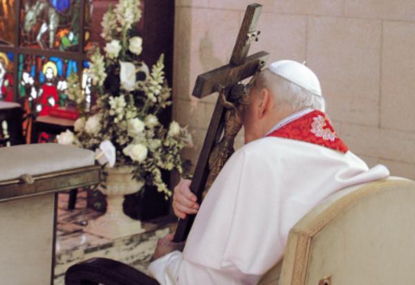 22 octubre: festividad del beato Juan Pablo II