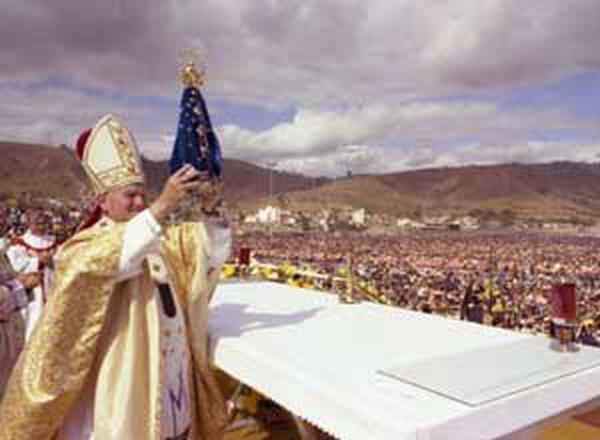 Viagem apostólica de João Paulo II ao Brasil, 1980