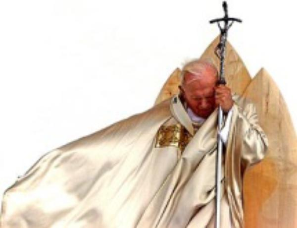 Il generoso dono di sé di Giovanni Paolo II