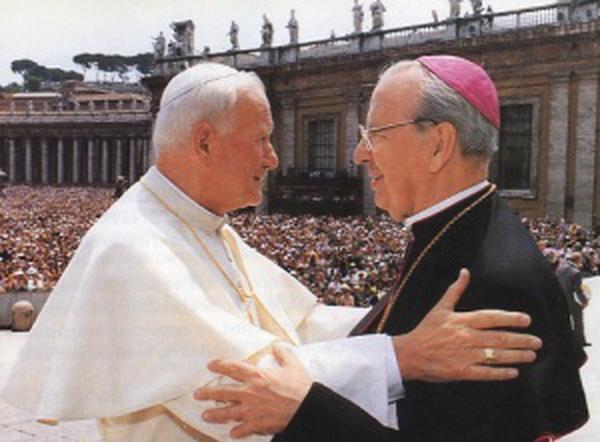 Homilia podczas Mszy św. beatyfikacyjnej bł. Josemarii Escrivy