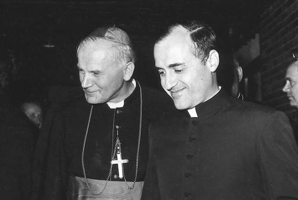 Opus Dei - Św. Jan Paweł II i bł. Álvaro del Portillo -  szczegóły serdecznej przyjaźni (cz. I)