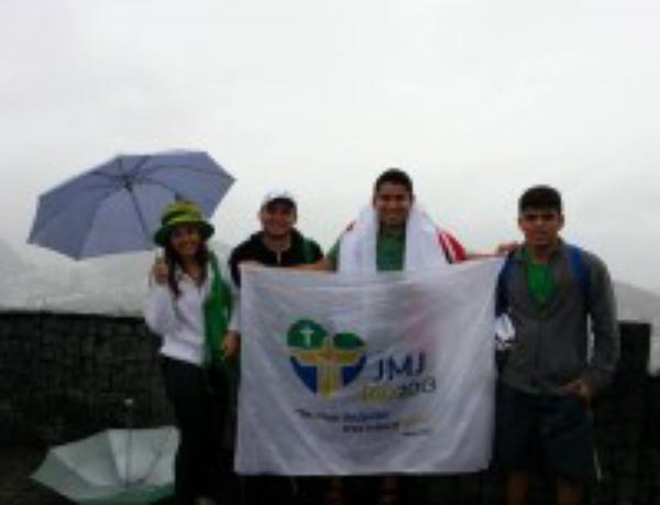 Río se volcó en el Papa y en la JMJ