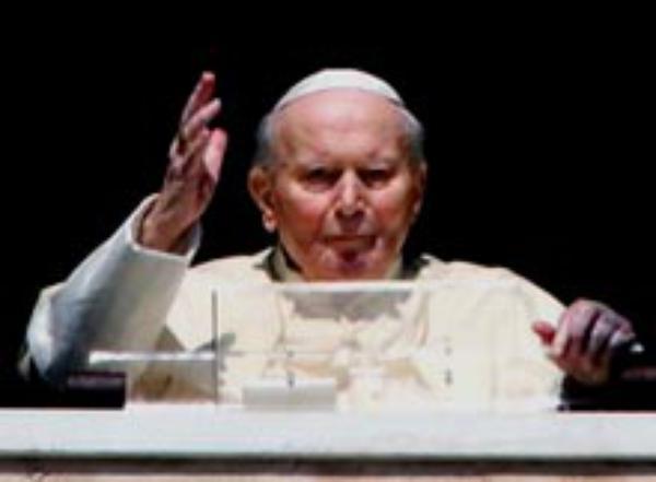 El Papa bendice a los jóvenes en la XX Jornada Mundial de la Juventud