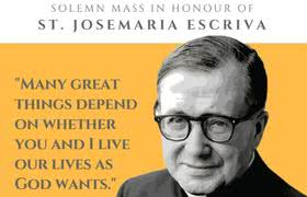 Celebrating the Feast of Saint Josemaria in Singapore (2018)