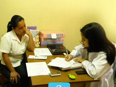 Junkabal cuenta también con una consulta sanitaria y dental.
