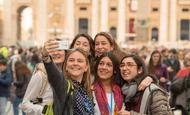 Discurso del Papa a los universitarios del UNIV 2003