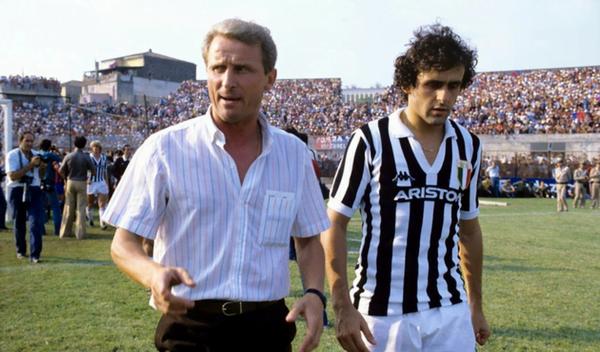 Giovanni Trapattoni, allenatore di calcio, Italia