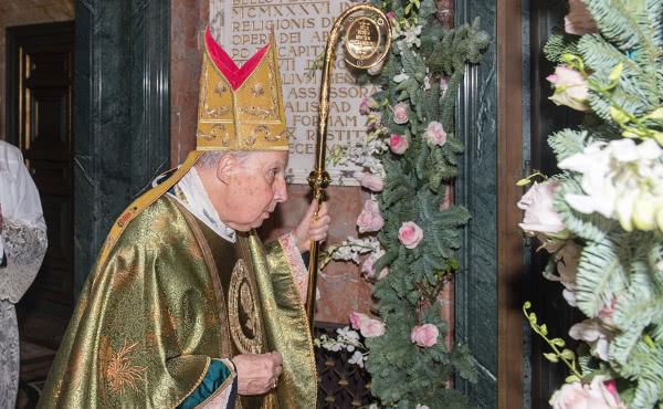 Opus Dei - Afsluiting Jaar van de Barmhartigheid