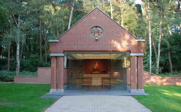 Opus Dei - Mis in de buitenlucht ter ere van de H. Jozefmaria in Moergestel