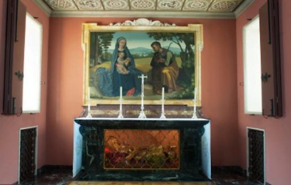 Opus Dei - 8.XI - św. Seweryna