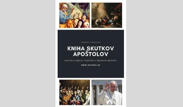 E-kniha: Katechéza o Skutkoch apoštolov