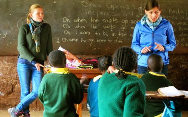 Sozialprojekt in Kenia: Wo Kinder ein Schatz sind