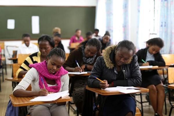 Son africanas, ejecutivas y mandan en sus empresas