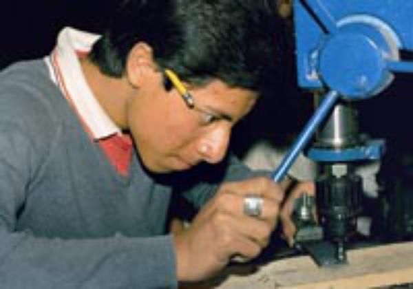 Kinal, un centro educativo técnico y laboral en Guatemala