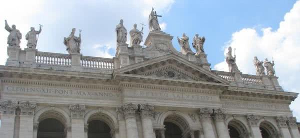 Opus Dei - Baptysterium św. Jana na Lateranie