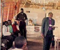 My father is an evangelical Protestant minister