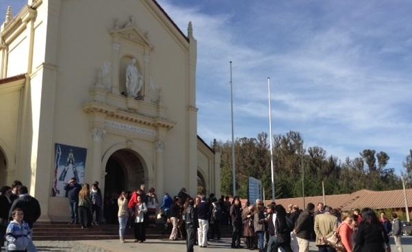 Opus Dei - Misa en Lo Vásquez