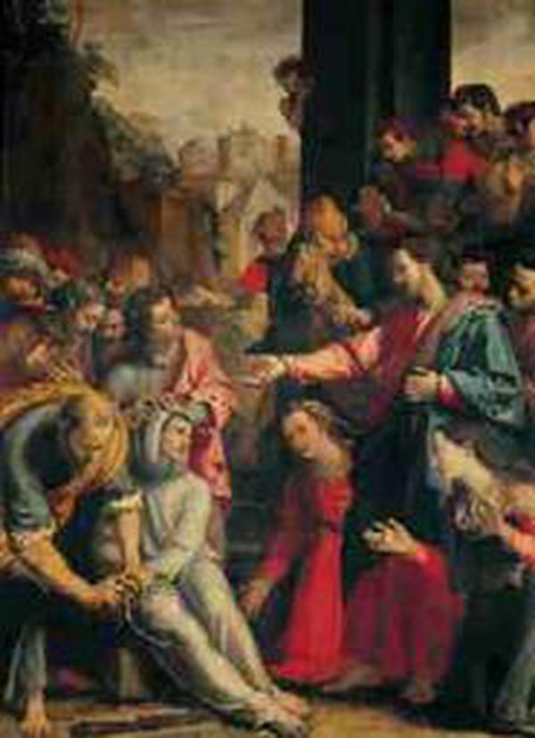 Compătimirea lui Isus