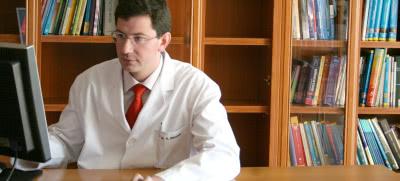 El Dr. Noguera: 'Los cuidados paliativos son simplemente buena práctica médica'.