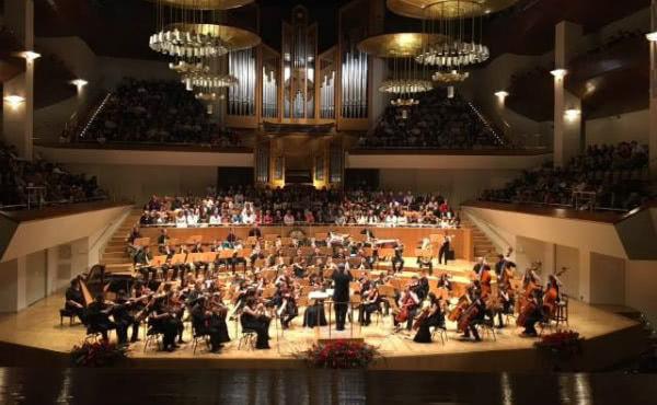 Opus Dei - Una sinfonía para ayudar a niños con enfermedades raras y avanzadas