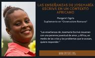 Las enseñanzas de Josemaría Escrivá en un contexto africano