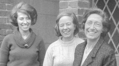 1974. Las tres primeras.