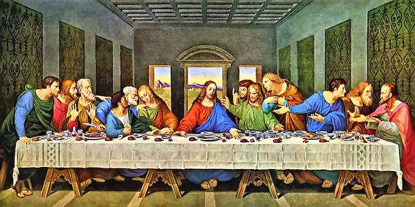 Opus Dei - Jeesuksen ilmaisee kavaltajansa (Joh. 13:21-33,36-38)