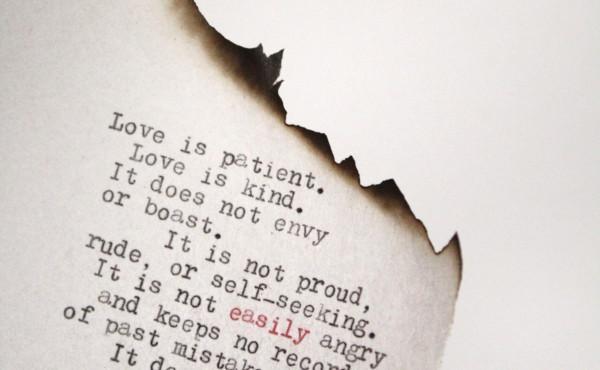 """Comentario al evangelio: """"Un incendio de amor"""""""
