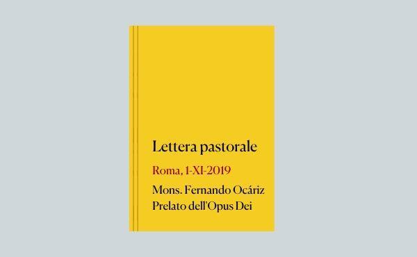 Opus Dei - Lettera del prelato (1 novembre 2019)