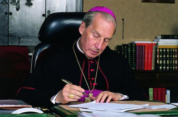 Opus Dei - Lettre du Prélat (janvier 2016)