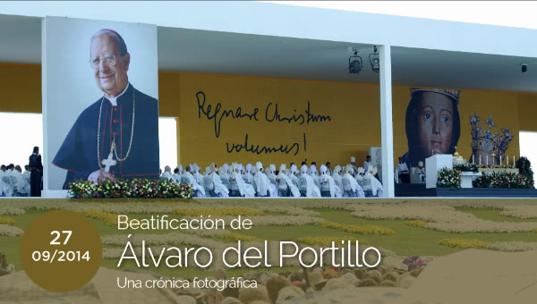 Opus Dei - A beatificação de Dom Álvaro em fotos