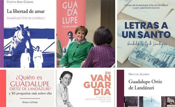 Publicaciones sobre Guadalupe Ortiz de Landázuri