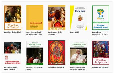 Guia de livros eletrónicos de www.opusdei.es (PDF, ePub y Mobi)