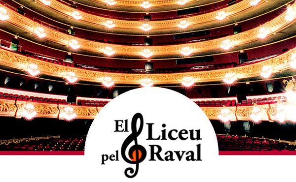 Recital solidari pel Raval al Liceu