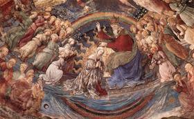 Marias liv (XX): Världens Drottning och universums Härskarinna
