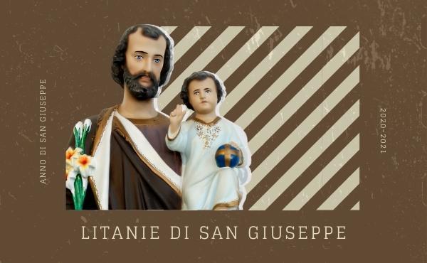 Litanie di san Giuseppe in italiano e latino